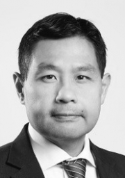Photo of Mr Andrew Gong